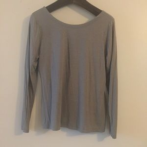 Banana Republic Long Sleeve Top. Large